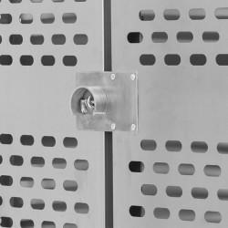 Double Door Lock Shroud