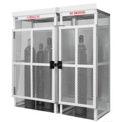 Gabinetes para almacenamiento de cilindros de alta presión