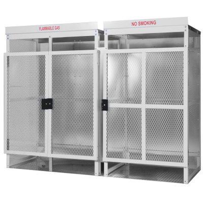 High Pressure Cylinder Storage Cabinets Archives